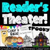 Spooky Reader's Theater Book!