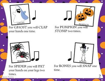 Spooky Rhythms
