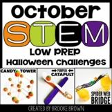 #falloween Halloween STEM Challenges (October)