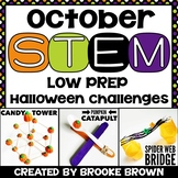 Halloween STEM Challenges (October)