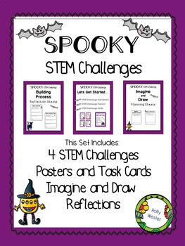 Spooky STEM Challenges
