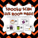 Halloween QR Code Math Activities
