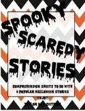Spooky Scaredy Halloween Stories