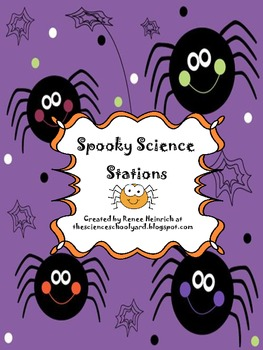 Spooky Science Stations