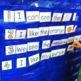 Spooky Sentence Building {Sight Word Sentence Activities f