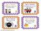 Spooky Sentences: Types of Sentences Task Cards & Posters