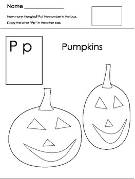 Spooky Shapes