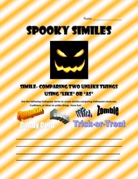Spooky Similes