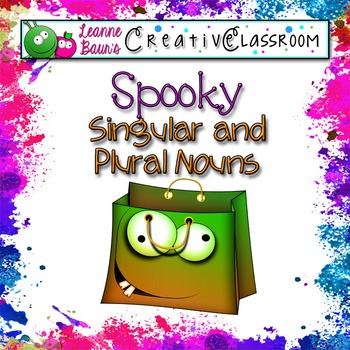 Spooky Singular and Plural Nouns
