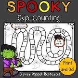 Spooky Skip Counting - Halloween Fun