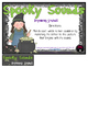 Spooky Sounds Halloween Beginning Sounds Fall File Folder Game Phonics