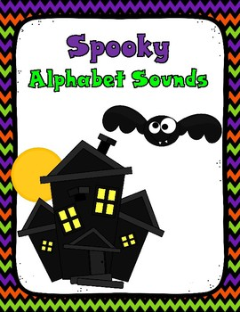 Spooky Sounds:  Word Work
