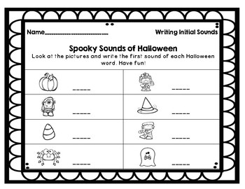 Spooky Sounds of Halloween
