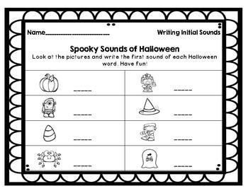 Spooky Sounds of Halloween