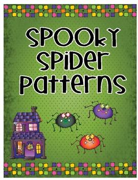 Spooky Spider Patterns