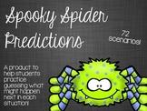 Spooky Spider Predictions