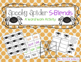 Spooky Spider S-Blends