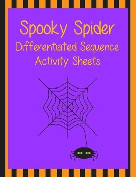 Spooky Spider Sequencing