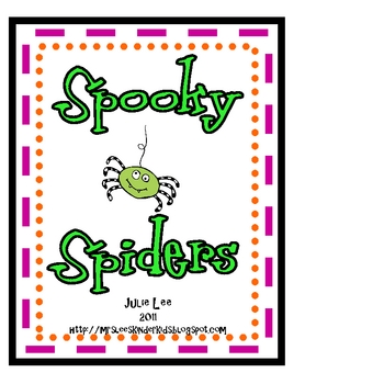 Spooky Spider Unit