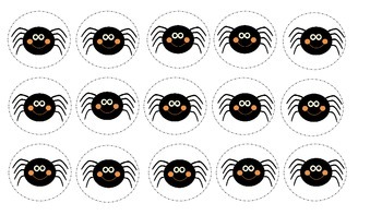 Spooky Spiderweb game for Apraxia of Speech