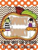 Spooky Spooky (a mini unit for October)