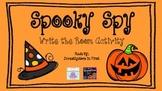 Spooky Spy