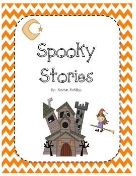 Spooky Stories - Halloween Word Problems