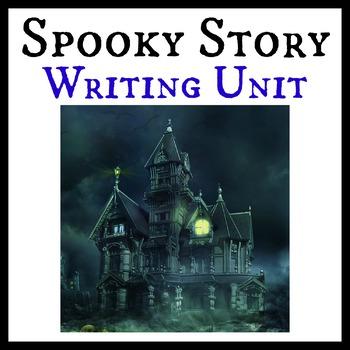 Spooky Story Creative Writing Resource Pack (1 Week)