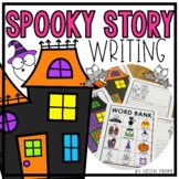 Spooky Story Writing {Freebie!}