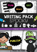 Spooky Story Writing Packet {Halloween}