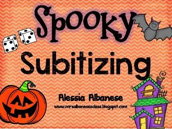 Spooky Subitizing