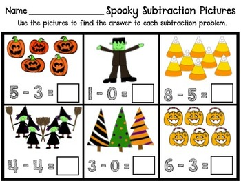 Spooky Subtraction