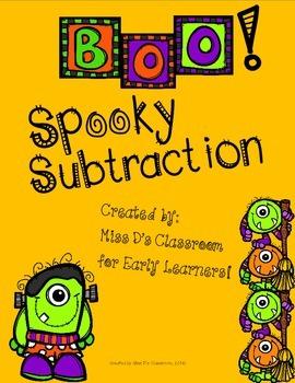 Spooky Subtraction!