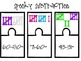 Spooky Subtraction - Halloween Themed Subtraction Puzzle Center!