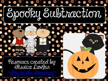 Spooky Subtraction Scoot: Intermediate