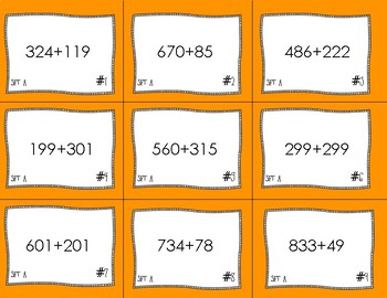 Spooky Sums Halloween Addition Game