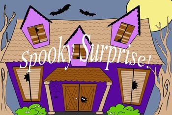 Spooky Surprise Haunted House