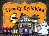Spooky Syllable Fun