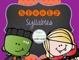 Spooky Syllable Sorting