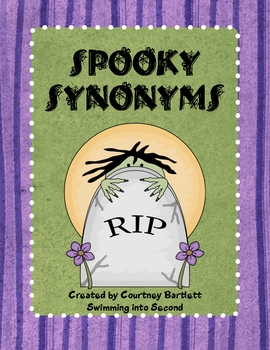 Spooky Synonyms