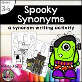 Spooky Synonyms