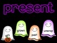 Spooky Synonyms PPT Activity