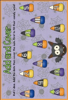 Halloween & Spooky Themed Literacy & Numeracy Centers
