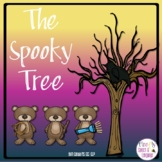 Spooky Tree - A Story Retell Freebie