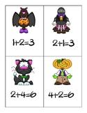 Spooky Turn-around Math