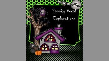 Spooky Vocal Explorations - PDF Edition