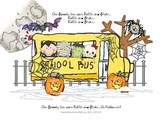 Spooky Wheels On the Bus: Speech Therapy