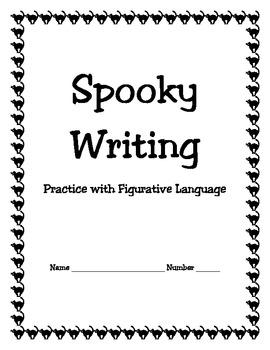Spooky Writing with Figurative Language