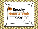 Spooky noun and verb sort