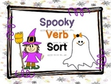 Spooky verb sort
